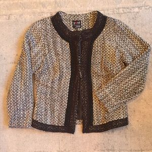 great tweed blazer